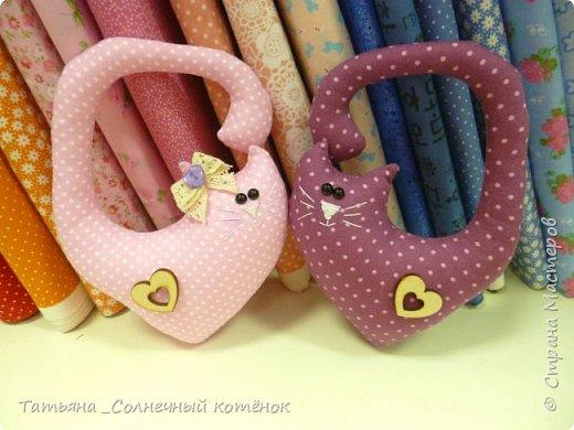 К дню всех Влюблённых милая парочка неразлучных котиков))) фото 1