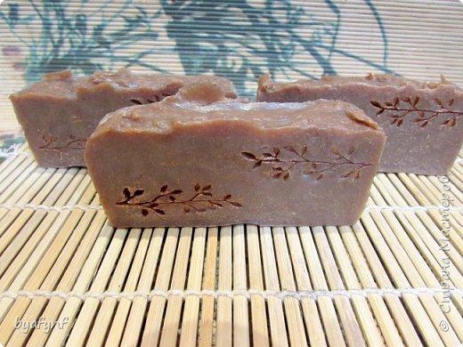 По мотиву Аллепского мыла.ХС Мыло с нуля на оливковом масле и масле благородного лавра,с добавлением кокосового масла . фото 3
