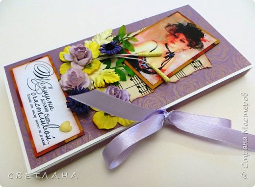 Как  говорится,  Остапа  понесло  и вот  они  -  свежеиспеченные  шоколадницы! фото 8