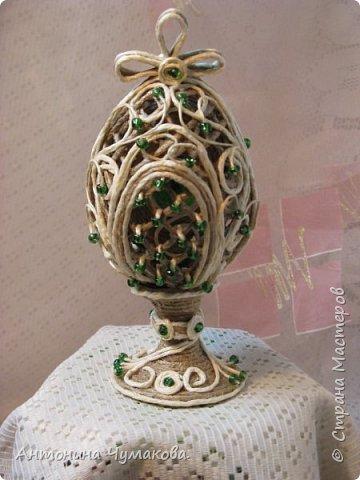 """Пасхальное яйцо """" Святое сердце Иисуса"""" фото 3"""