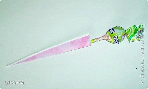 Мышка-валентинка с сюрпризом. фото 2