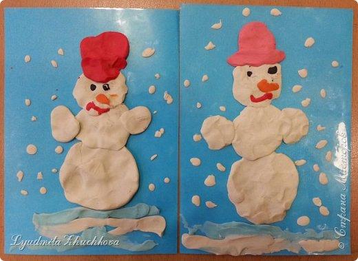 Снеговичок фото 5