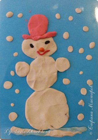 Снеговичок фото 6