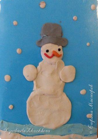Снеговичок фото 7