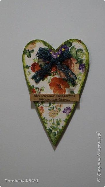 Магниты-валентинки на холодильник с признаниями 13х8 см. Пластик ПВХ, декупаж, магнитный винил.  фото 18