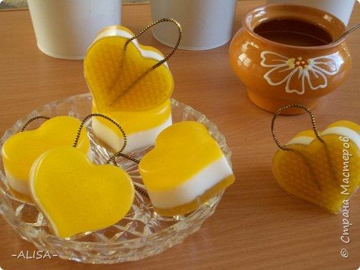 Медовое подарочное мыло. фото 18