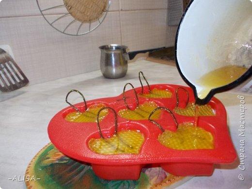 Медовое подарочное мыло. фото 16