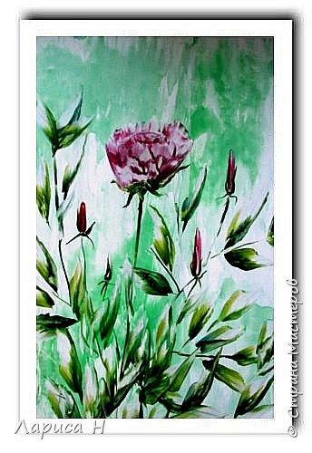 Энкаустика.Розы. фото 4