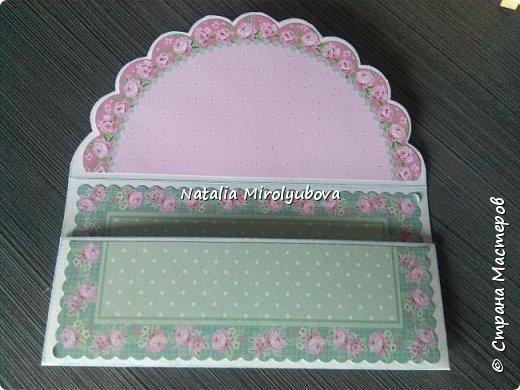 Подарочные конвертики для денег. фото 3