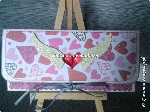 Подарочные конвертики для денег. фото 6