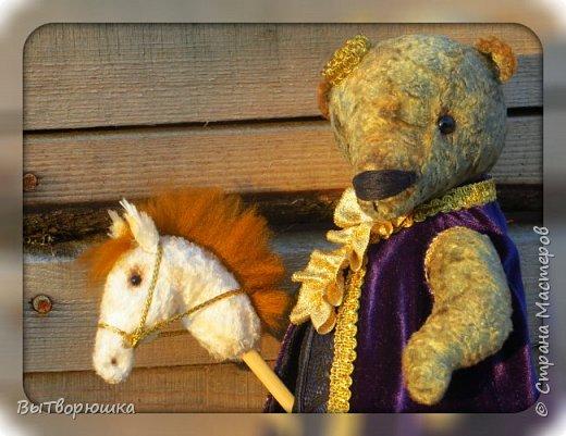 ПрЫнц...просто прЫнц.....Хотя нет, не просто....он еще на белом коне..... фото 2