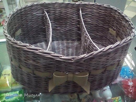 Заказали коробок размерчик хороший)))) 50*35*20 фото 2