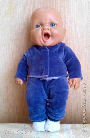 ПОшивушки куклам в садик. Попросили сделать гардероб. Вот что получилась.   фото 2