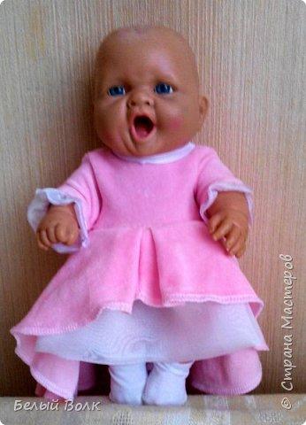 ПОшивушки куклам в садик. Попросили сделать гардероб. Вот что получилась.   фото 3