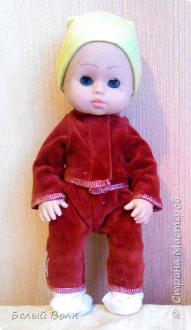 ПОшивушки куклам в садик. Попросили сделать гардероб. Вот что получилась.   фото 4