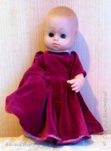 ПОшивушки куклам в садик. Попросили сделать гардероб. Вот что получилась.   фото 6