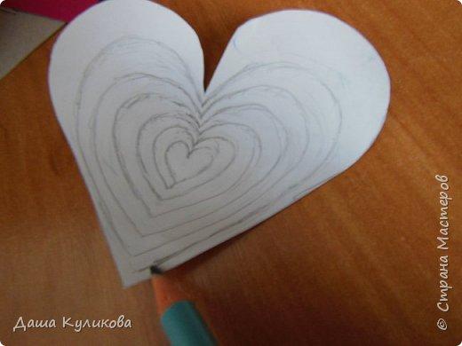 Хочу поделиться с вами,какие валентинки сделала к 14 февраля) фото 6