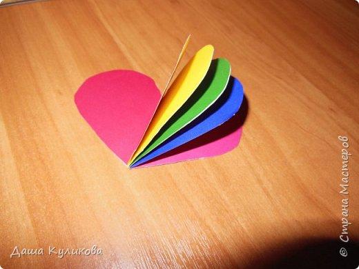 Хочу поделиться с вами,какие валентинки сделала к 14 февраля) фото 10