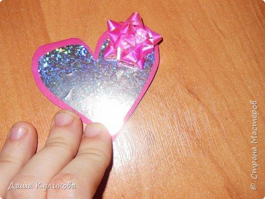 Хочу поделиться с вами,какие валентинки сделала к 14 февраля) фото 4