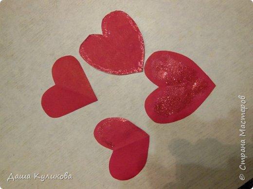 Хочу поделиться с вами,какие валентинки сделала к 14 февраля) фото 17