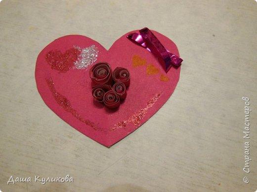 Хочу поделиться с вами,какие валентинки сделала к 14 февраля) фото 18