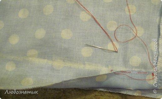 Здравствуйте! Этот мастер класс для тех кто (как и я) недавно начал увлекаться шитьём. Сегодня я хочу рассказать как  шью летнюю юбку.   фото 17