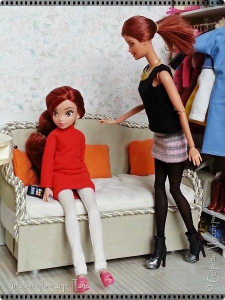 Вот и настал сам День Валентина, но наши кукложители совсем не были этому рады. Смотрим, что же было дальше... фото 3