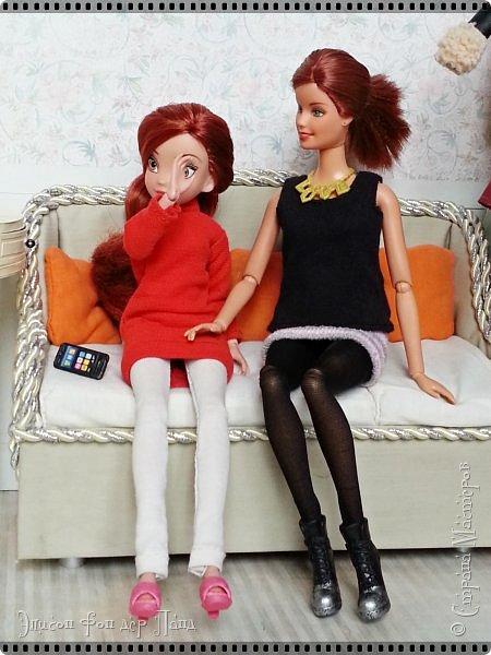 Вот и настал сам День Валентина, но наши кукложители совсем не были этому рады. Смотрим, что же было дальше... фото 4