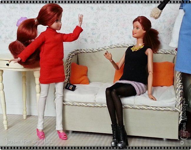 Вот и настал сам День Валентина, но наши кукложители совсем не были этому рады. Смотрим, что же было дальше... фото 5