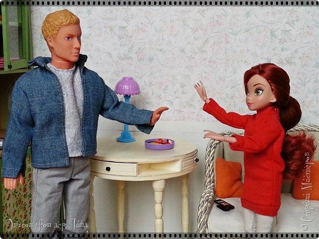 Вот и настал сам День Валентина, но наши кукложители совсем не были этому рады. Смотрим, что же было дальше... фото 7