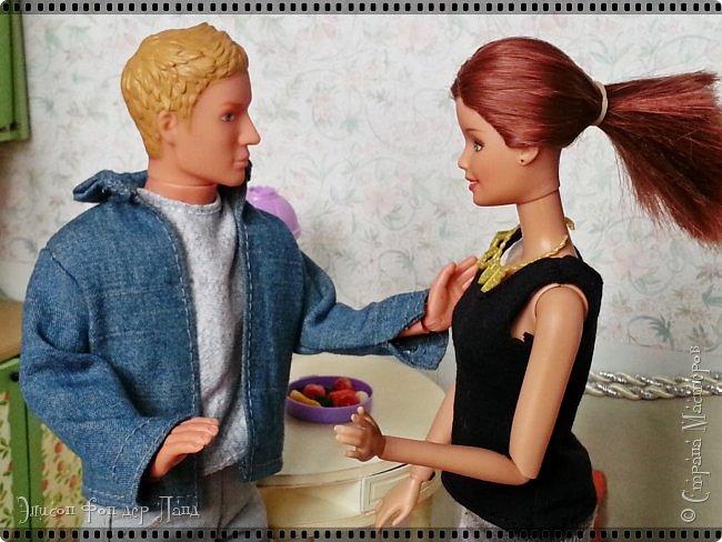 Вот и настал сам День Валентина, но наши кукложители совсем не были этому рады. Смотрим, что же было дальше... фото 11