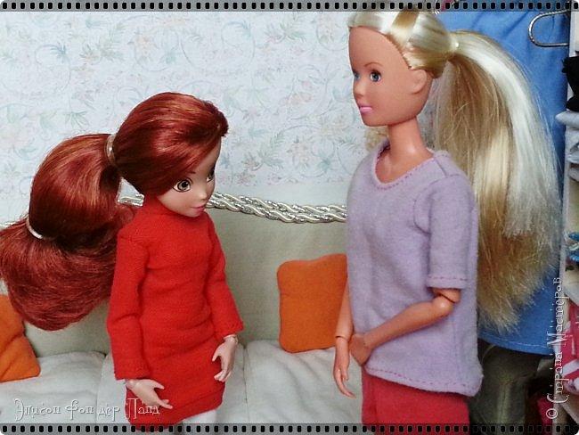Вот и настал сам День Валентина, но наши кукложители совсем не были этому рады. Смотрим, что же было дальше... фото 14