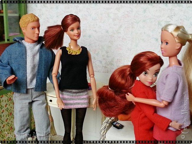 Вот и настал сам День Валентина, но наши кукложители совсем не были этому рады. Смотрим, что же было дальше... фото 15