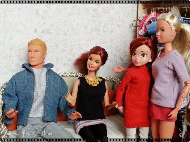 Вот и настал сам День Валентина, но наши кукложители совсем не были этому рады. Смотрим, что же было дальше... фото 17