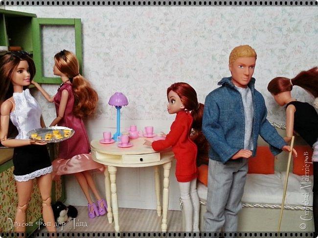 Вот и настал сам День Валентина, но наши кукложители совсем не были этому рады. Смотрим, что же было дальше... фото 19
