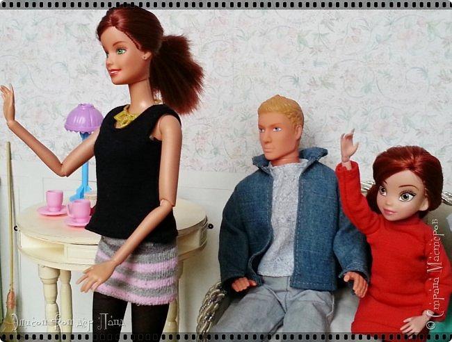 Вот и настал сам День Валентина, но наши кукложители совсем не были этому рады. Смотрим, что же было дальше... фото 21