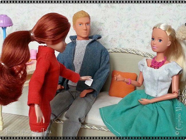 Вот и настал сам День Валентина, но наши кукложители совсем не были этому рады. Смотрим, что же было дальше... фото 22