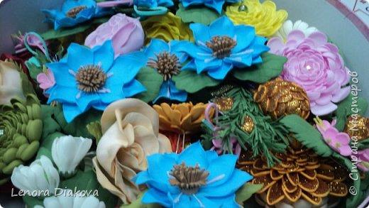 Добрый день всем! От всего сердца С ПРАЗДНИКОМ! Конечно покажу я сегодня не сердечки, но пусть эти шкатулочки и цветы поднимут вам настроение. фото 16