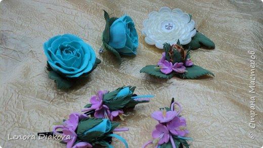 Добрый день всем! От всего сердца С ПРАЗДНИКОМ! Конечно покажу я сегодня не сердечки, но пусть эти шкатулочки и цветы поднимут вам настроение. фото 19