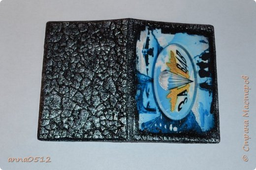 Доброго времени суток!) В стране кризис, а праздники никто не отменял.)) Сделала обложки для паспорта в подарки...Дешево и сердито) фото 5
