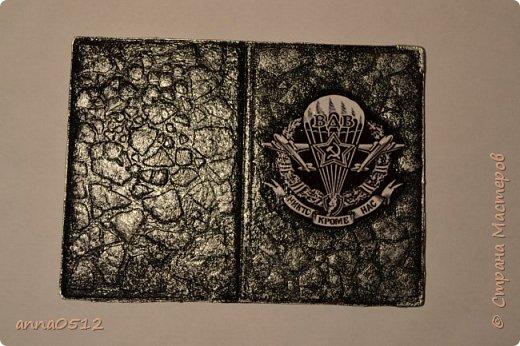 Доброго времени суток!) В стране кризис, а праздники никто не отменял.)) Сделала обложки для паспорта в подарки...Дешево и сердито) фото 11