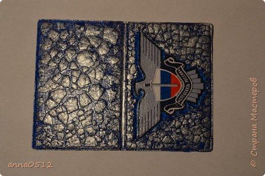 Доброго времени суток!) В стране кризис, а праздники никто не отменял.)) Сделала обложки для паспорта в подарки...Дешево и сердито) фото 13