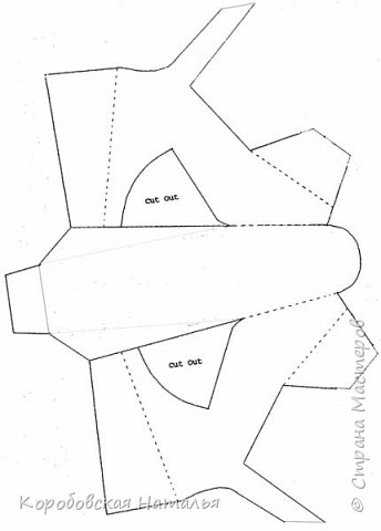Для того чтобы сделать такую туфельку нам понадобился шаблон туфельки, картон, цветная бумага, ленточки, ткань, бусины, клей. фото 4