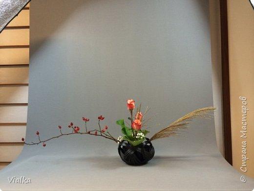 моя Икебана (школа Охара) фото 5