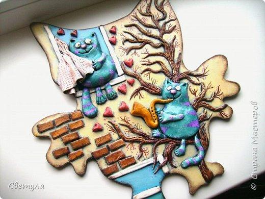 Доброго времени суток, Страна! Иллюстрацию увидела в вк, не смогла пройти мимо, гипсовая заливочка давно ждала своего часа и с хф хотелось поработать))))))) фото 6
