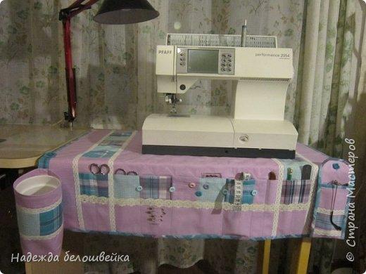 Коврик к швейной машинке. фото 1