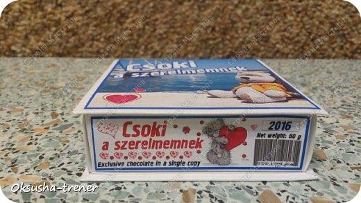 Шоколадные коробочки на 8 Марта ヅ фото 3