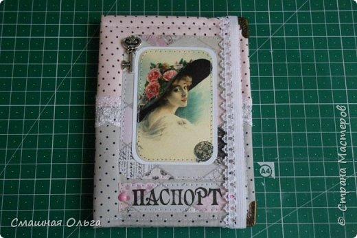 Тканевые обложки на паспорт фото 5