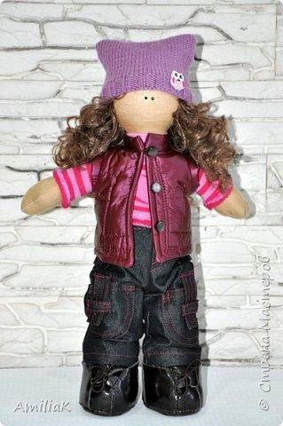 Кукла ручная работа фото 1