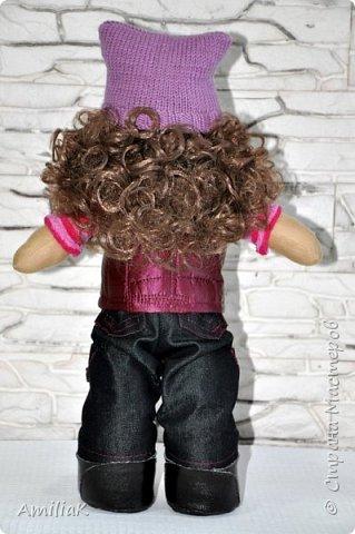 Кукла ручная работа фото 2